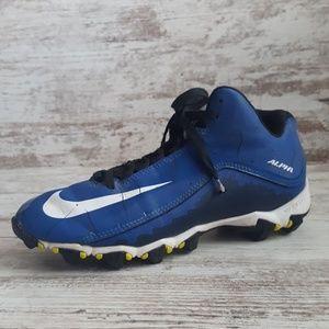 Nike 🏈 Alpha Shark Football Cleats